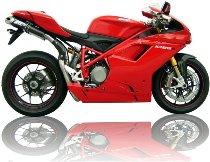 Zard manifold system inox racing 2-1-2 Ducati 848/1098 S/R