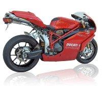 Zard exhaust system titan racing full kit 2-1-2 Ducati 749/S/749 Biposto 03-05